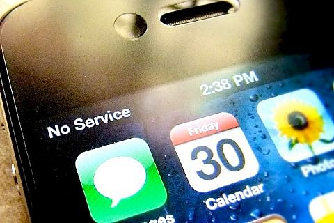 Mobile phone calls, Internet suspended in Kashmir on August 15