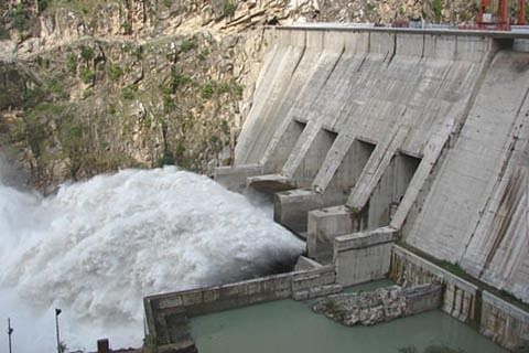 Ramban residents asked to keep away from Chenab river banks as water level increases