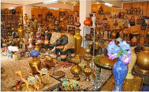Handicrafts Deptt to organize exhibitions outside JK