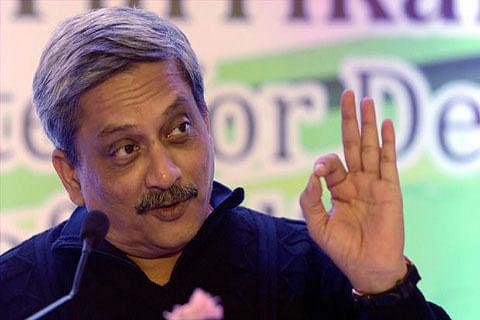Parrikar to review JK security situation