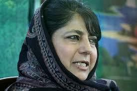 NC left JK in a terrible mess: Mehbooba