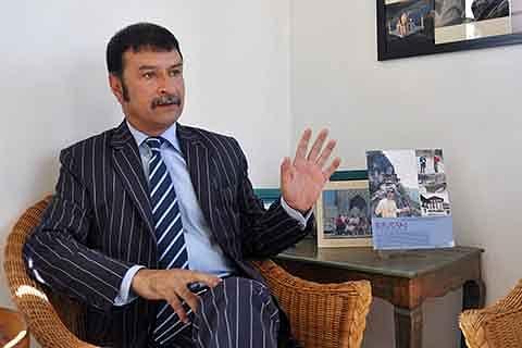'Kashmir is an Untouched Goldmine for Tourism'