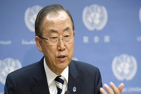 UN chief to host quartet meeting on Israeli-Palestinian conflict