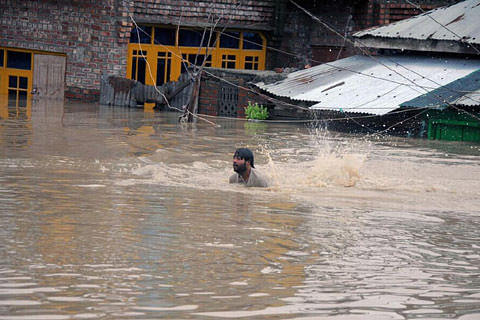 Who will ostracise ghosts of the Sept. 6, 2014 Kashmir floods?
