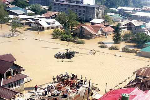'With rising Jhelum, I thought end was near'