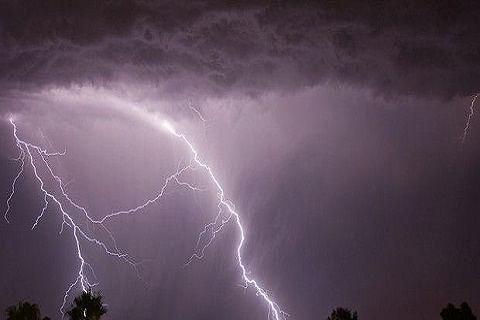 Lightning strikes in Karnah, 3 injured