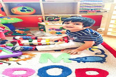 Toddler World comes up at Humhama