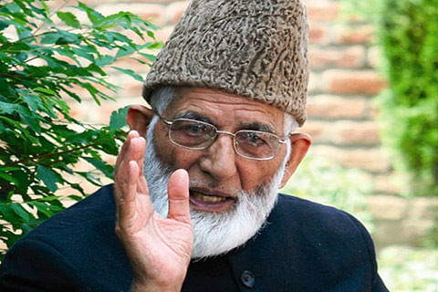 """Geelani to attend OIC foreign ministers"""" meet at UN"""