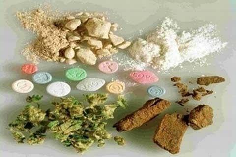 Police foil narcotics smuggling bid