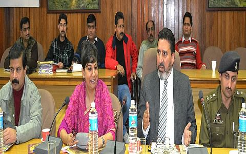 Efforts on to improve water supply in uptown: Altaf Bukhari