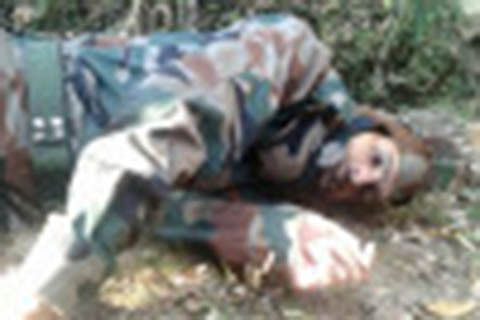 Body of Hizb militant found in Kunzar