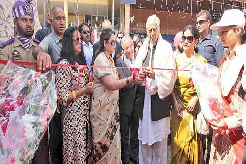 CM inaugurates PPW Mela, raffle draw pick of event
