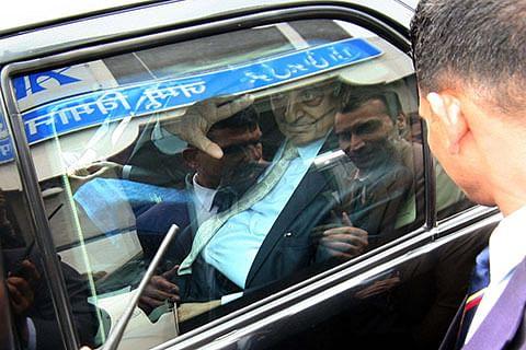 CM greets people on Urs Shah-e-Hamdaan (RA)