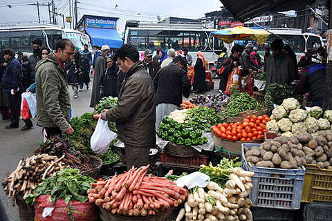 Ahead of Eid, prices of essential commodities shoot up in Srinagar
