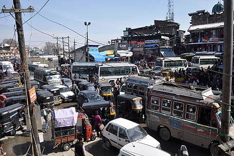 Srinagar: A perfect mess