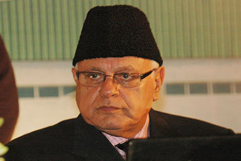 J&K Government promoting wedge between regions, religions: Dr Farooq