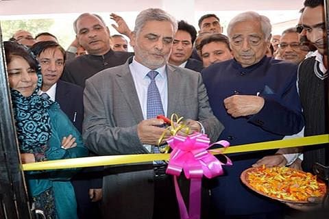 CM hails JK Bank for 'quality intervention in education sector'