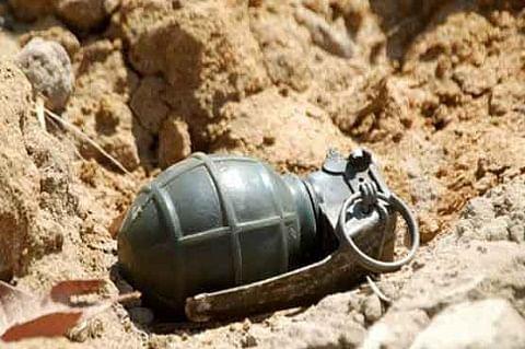 Three army men injured in Kupwara grenade attack