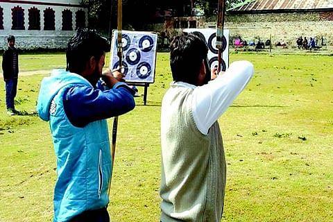 DG DYSS inaugurates archery training camp