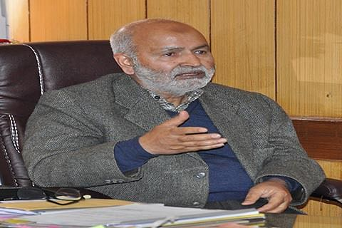 Peace not possible without all stakeholders on board: Kashmir Min