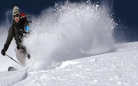 WGFI selects Kashmiri skier for int'l event