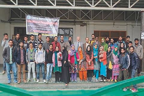 5-day photography workshop concludes at Central University