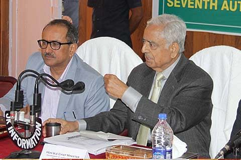 Government resumes functioning from Jammu