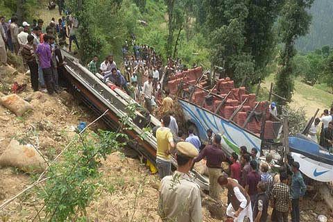 6 injured in Ramban mishaps