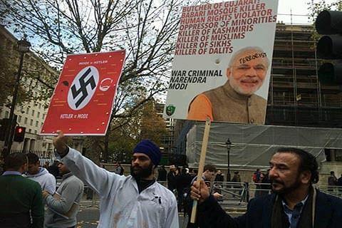 Kashmir in London