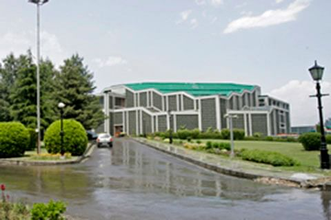 SKICC becoming a conferencing destination in Kashmir