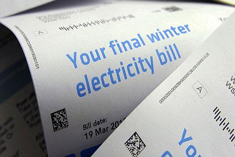 Man gets Rs 39 cr power bill