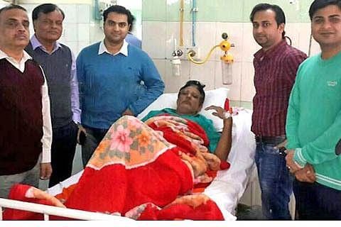 Docs perform rare surgery in Jammu hospital