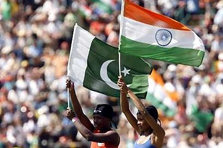 Indo-Pak Cricket Series  Manohar meets Shaharyar, Clarke