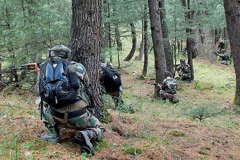 Overnight shelling rattles Kupwara as army intensifies search operation