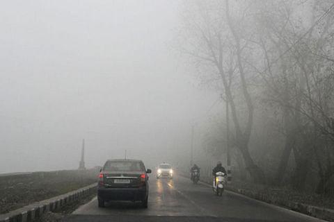Flights cancelled at Srinagar airport due to dense fog