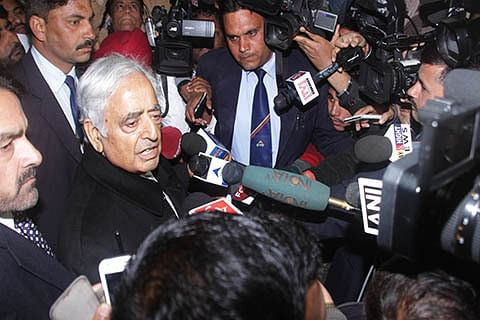 Mufti directs PDD to strictly adhere to load shedding scheme
