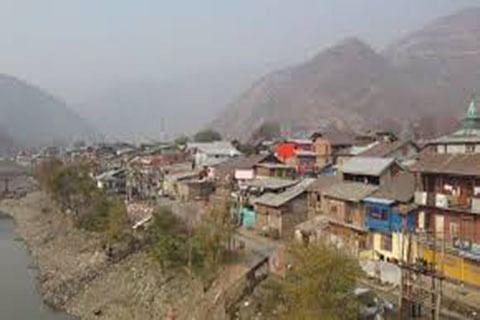 I am North Kashmir
