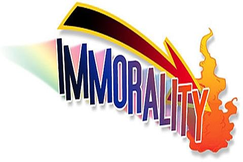 The Cancer of Immorality