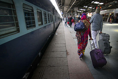 Railways indecision makes commuters suffer