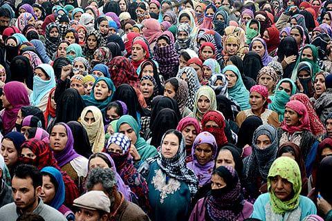 Partial shutdown in Srinagar, elsewhere
