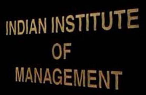 GOI may establish IIM campus in Kashmir