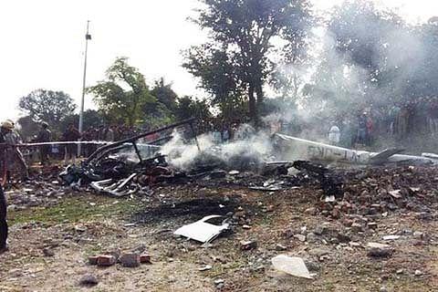 KATRA CHOPPER CRASH: DGCA starts investigation