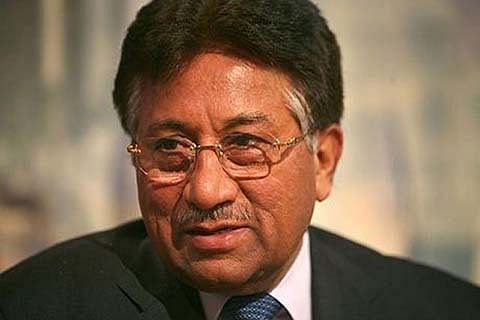 Freedom fighters fighting in Kashmir, not terrorists: Musharraf