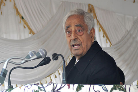 NFSA row: All stakeholders will be taken on board, says CM Mufti