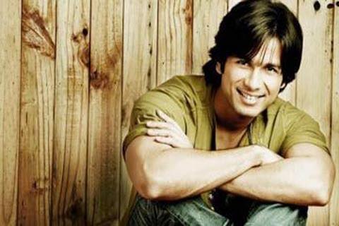 "Shahid playing soldier in ""Rangoon"""