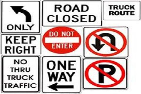 Traffic deptt bans parking on roadsides