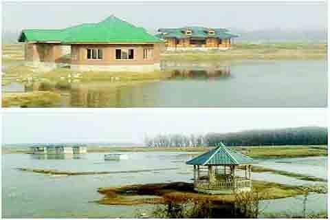 Tourism Park at Ningli in shambles, courtesy official apathy