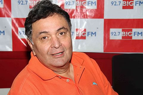 """Rishi Kapoor takes over five hours for """"Kapoor & Sons"""" get-up"""