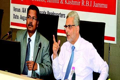 JK Bankers' Club holds 1st meeting