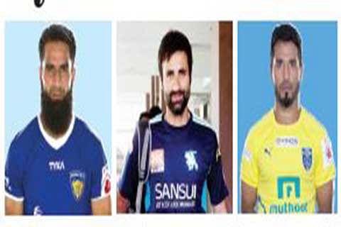 Utilize services of Wadoo, Ishfaq, Parvez: Sports fraternity to Govt
